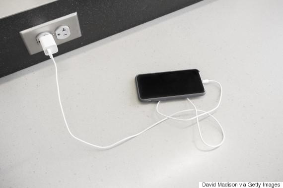 charging plug iphone