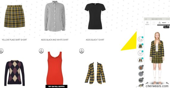 Clueless Wardrobe Website: You Can Now Live Out Your 90s Dream