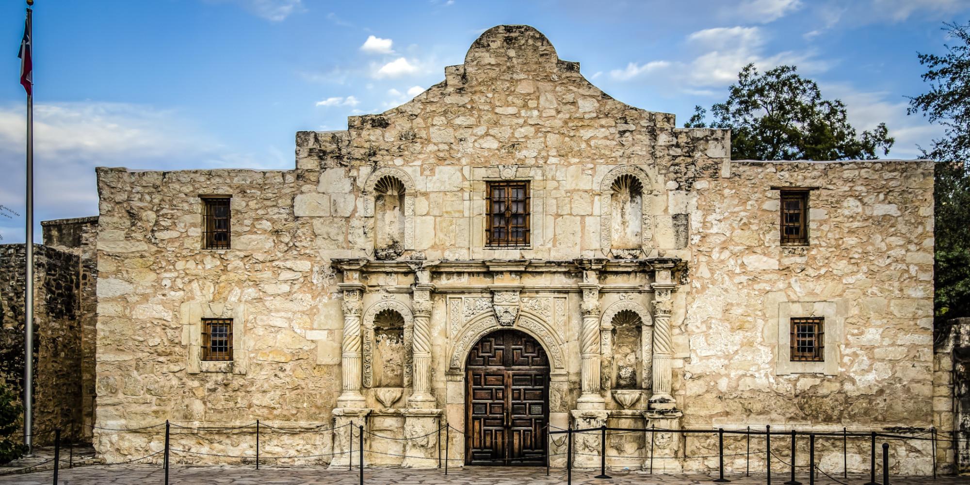 UN Won't Take Over Alamo, George P. Bush Assures Texas ...