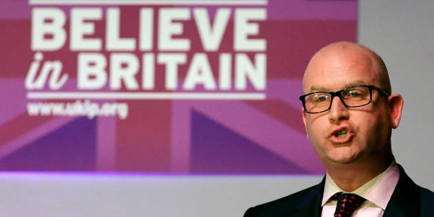 Paul Nuttall MEP, Ukip Deputy Party Leader