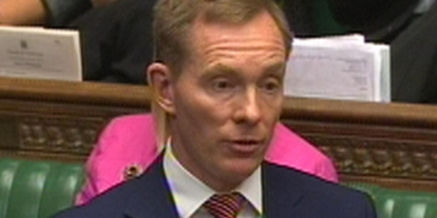 Labour MP Chris Bryant speaks in the House of Commons after Prime Minister David Cameron made a statement on phone hacking.