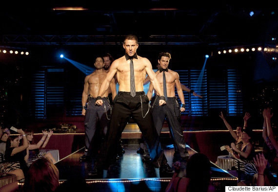magic mike film channing tatum