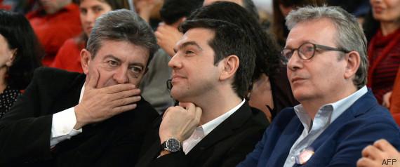 melenchon tsipras laurent