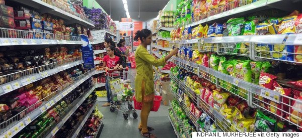 grocery india