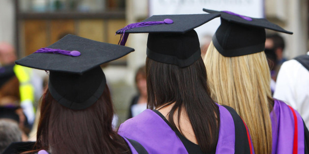 EMBARGOED TO 0001 MONDAY JUNE 29File photo dated 16/07/08 of university graduates. Job vacancies have increased to a post-recession high, especially for university graduates, according to a new study.