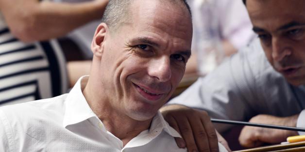 Yanis Varoufakis, ex ministre des finances grec.