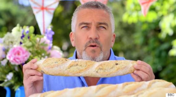 bake off trailer
