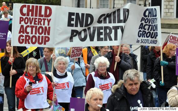 child poverty uk