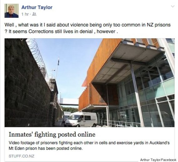 prison fights