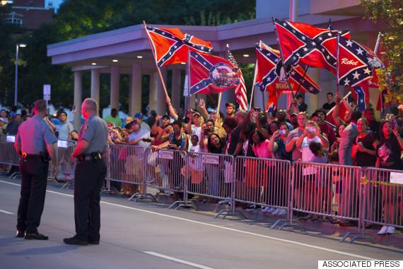 confederate flag oklahoma