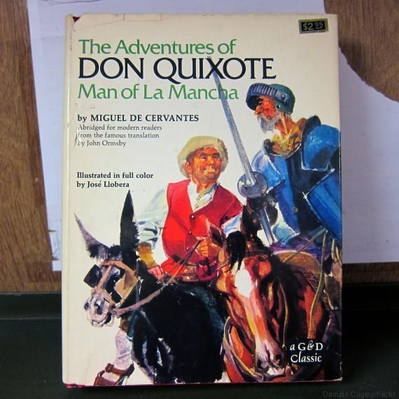 don quixote book