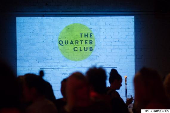 the quarter club
