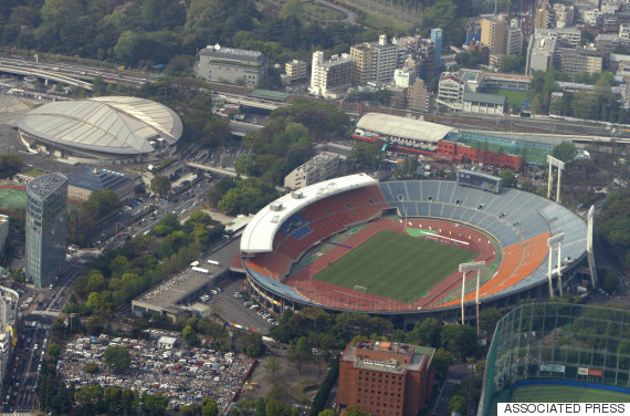 national stadium tokyo