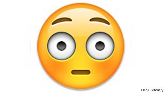 shock emojis