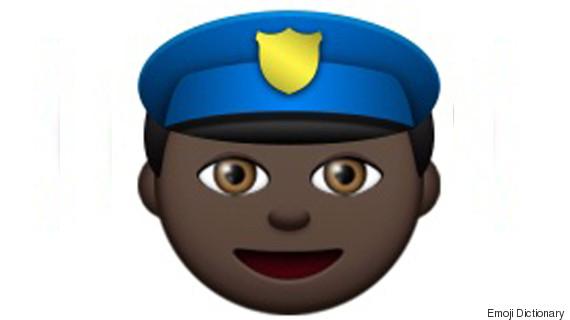 world emoji day cop