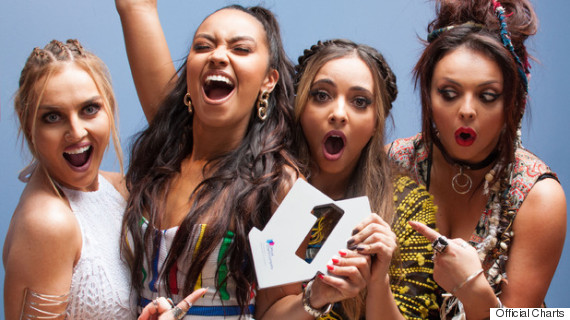 little mix number one