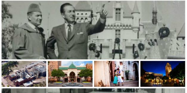 Retour sur l'histoire du pavillon marocain à Disney Land