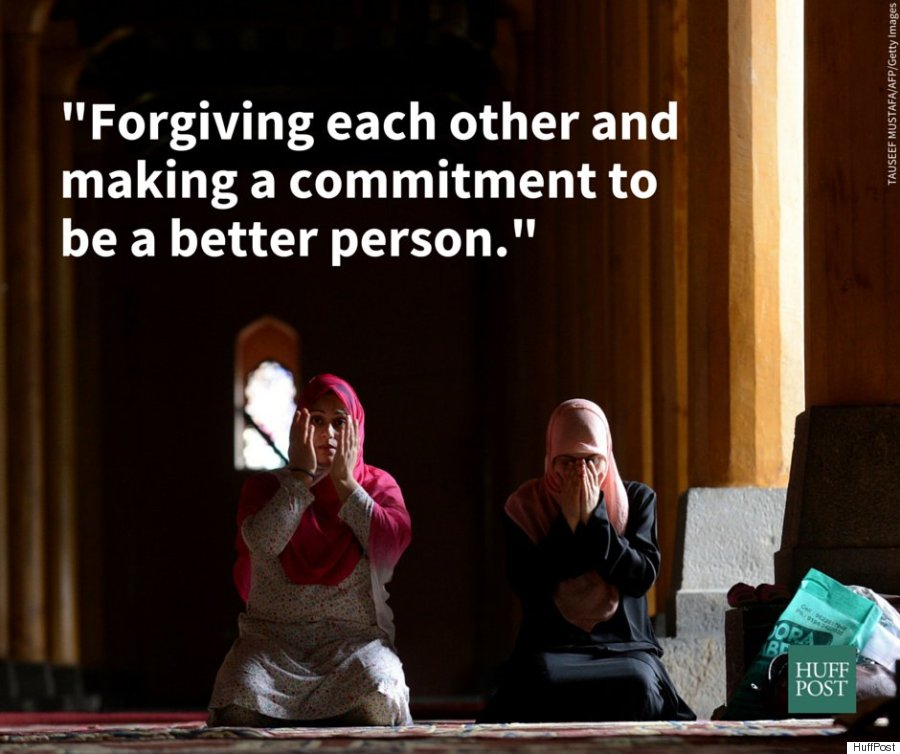 eid forgiving