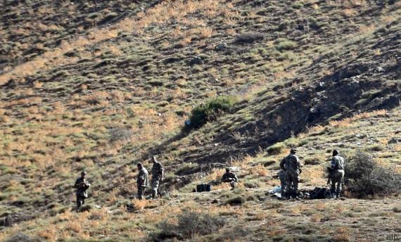 armée algérienne tizi