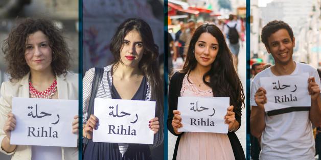 """Le voyage de quatre jeunes pour faire découvrir """"le bouillonnement culturel"""" de la scène arabe"""