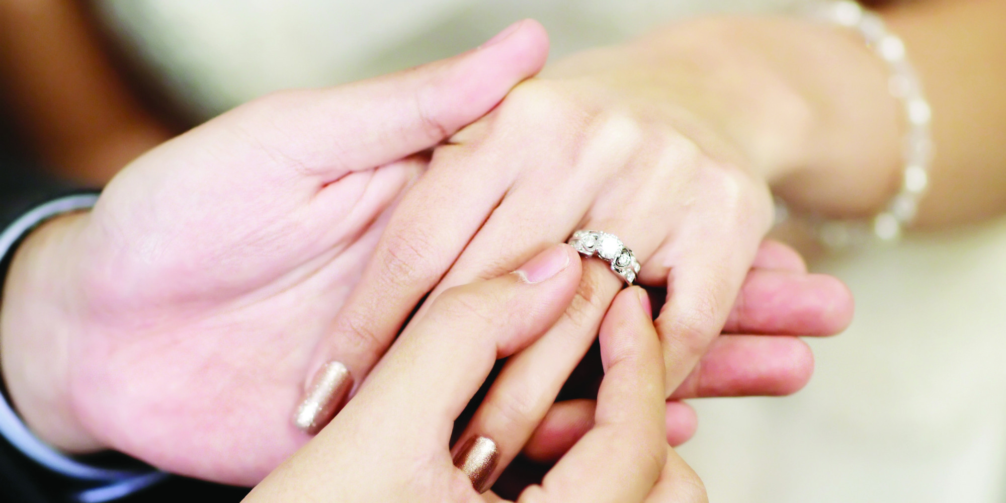Could Your Engagement Ring Cost You The Job Offer? | HuffPost