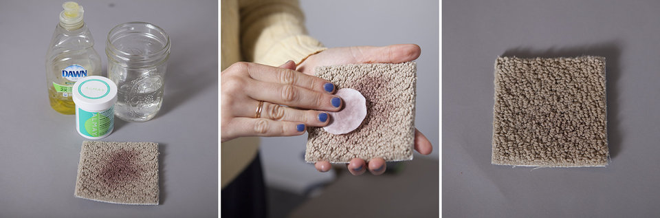 comment enlever une tache sur un tapis voici 7 astuces pour le nettoyer al huffpost maghreb. Black Bedroom Furniture Sets. Home Design Ideas
