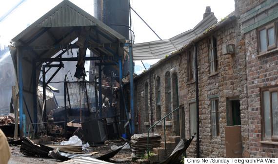 wood flour mills