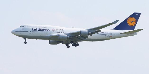 Mädchen stirbt auf Flug von Shanghai nach München