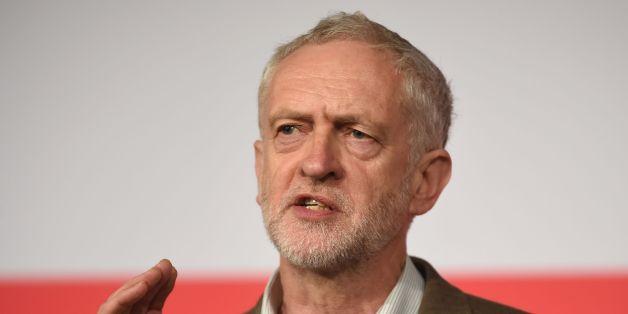 Labour leadership contender Jeremy Corbyn