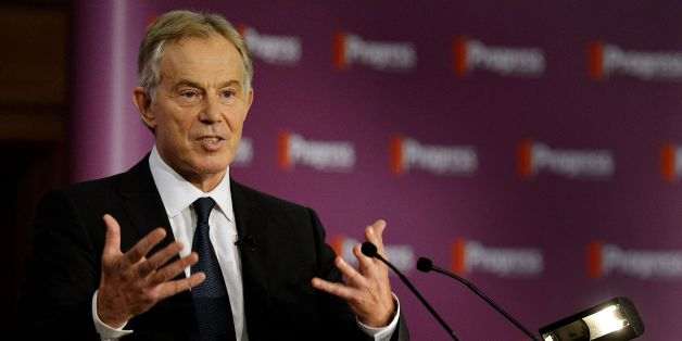 File photo dated 21/07/14 of former Prime Minister Tony Blair, who is to take on a new role combating anti-Semitism after announcing he is stepping down as the QuartetÕs Middle East envoy.