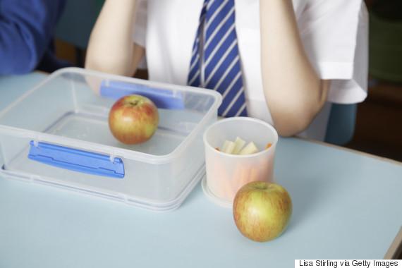 school lunch england