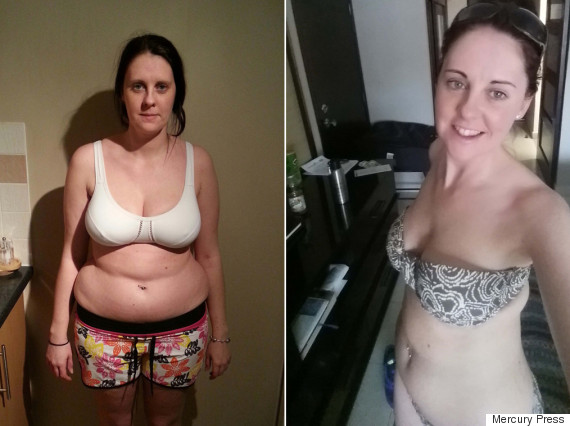 Couple Lose Weight And Get Super Toned Before Wedding With 16-Week ...