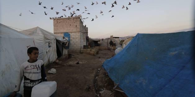 Syrie: comment les camps de réfugiés sont devenus de véritables petites villes