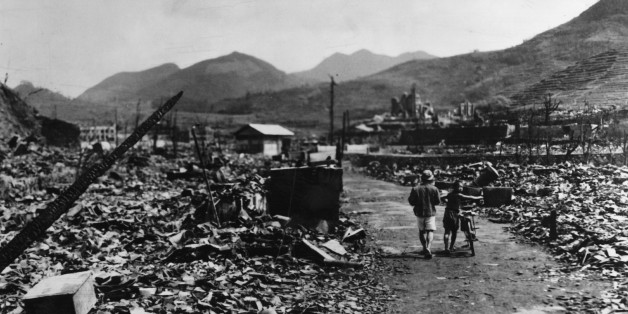 71 Years Ago: When Truman Failed To Pause -- And The Nagasaki War Crime Followed