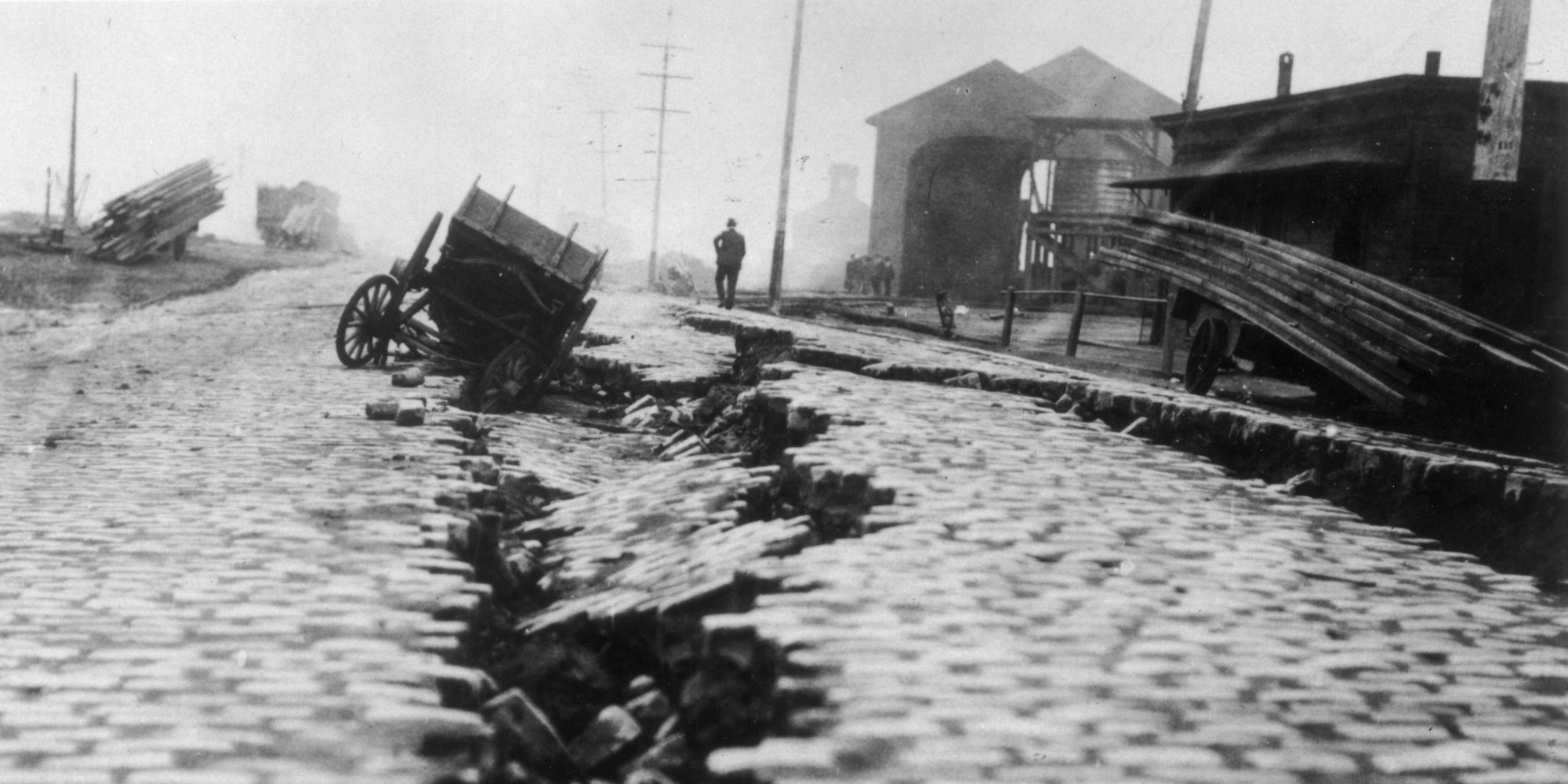 An overview of the major san francisco earthquake