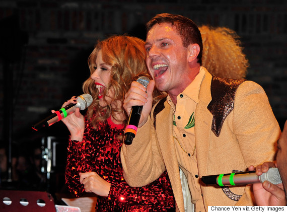 kylie jake shears
