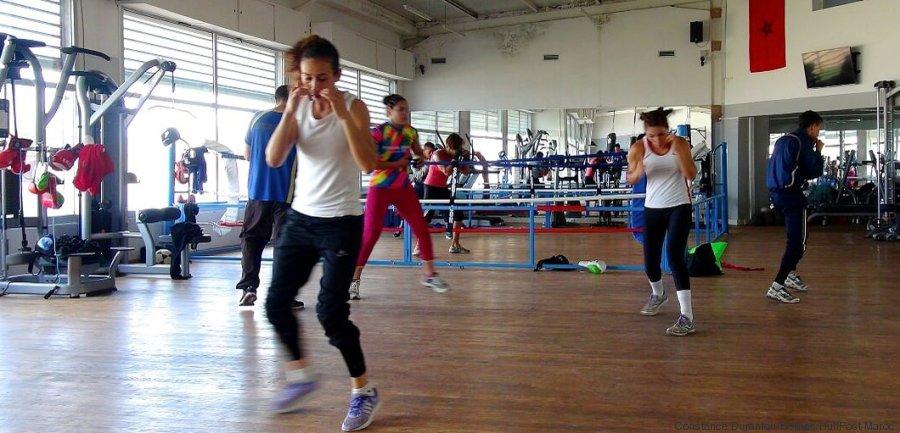 boxe maroc