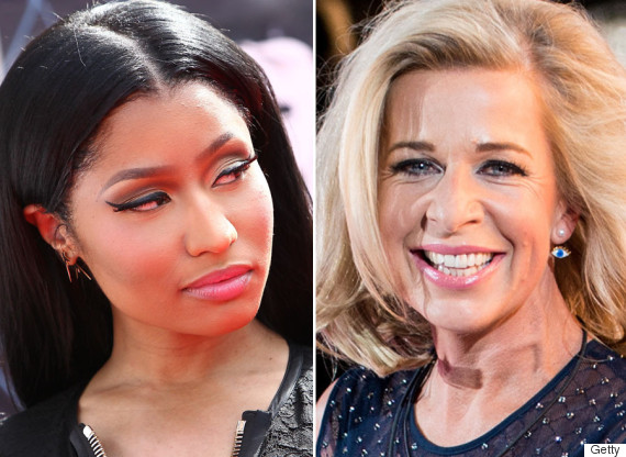 nicki minaj katie hopkins