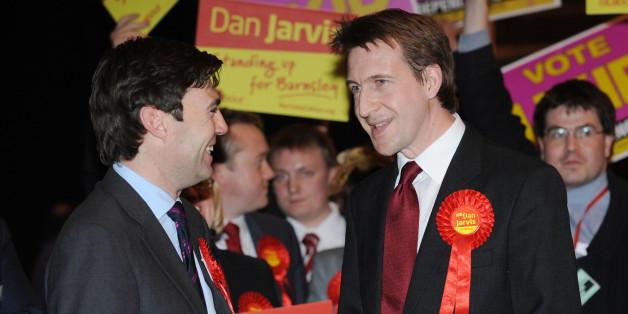 Labour's Dan Jarvis
