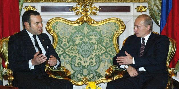 Mohammed VI en visite en Russie avant la fin de l'année