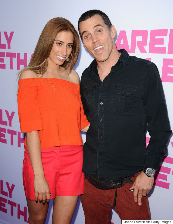 Stacey Solomon And Steve-O Split: Couple 'Put Their Relationship On Hold' For Work Commitments