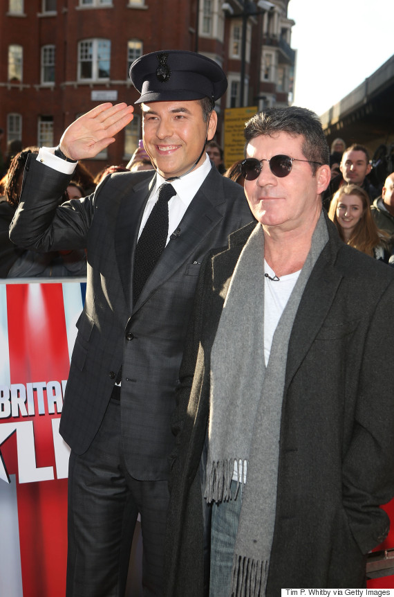 simon cowell david walliams