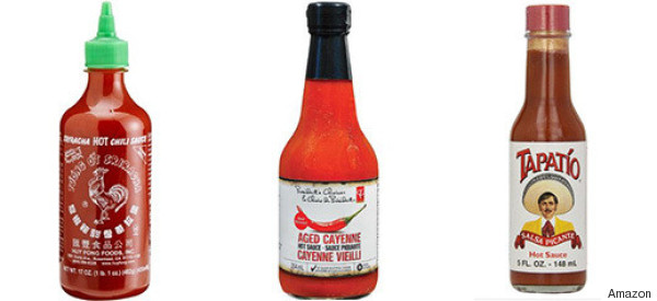 hot sauce healthy
