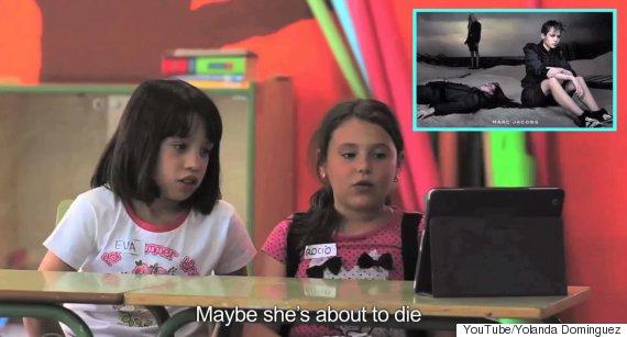 kids vs fashion