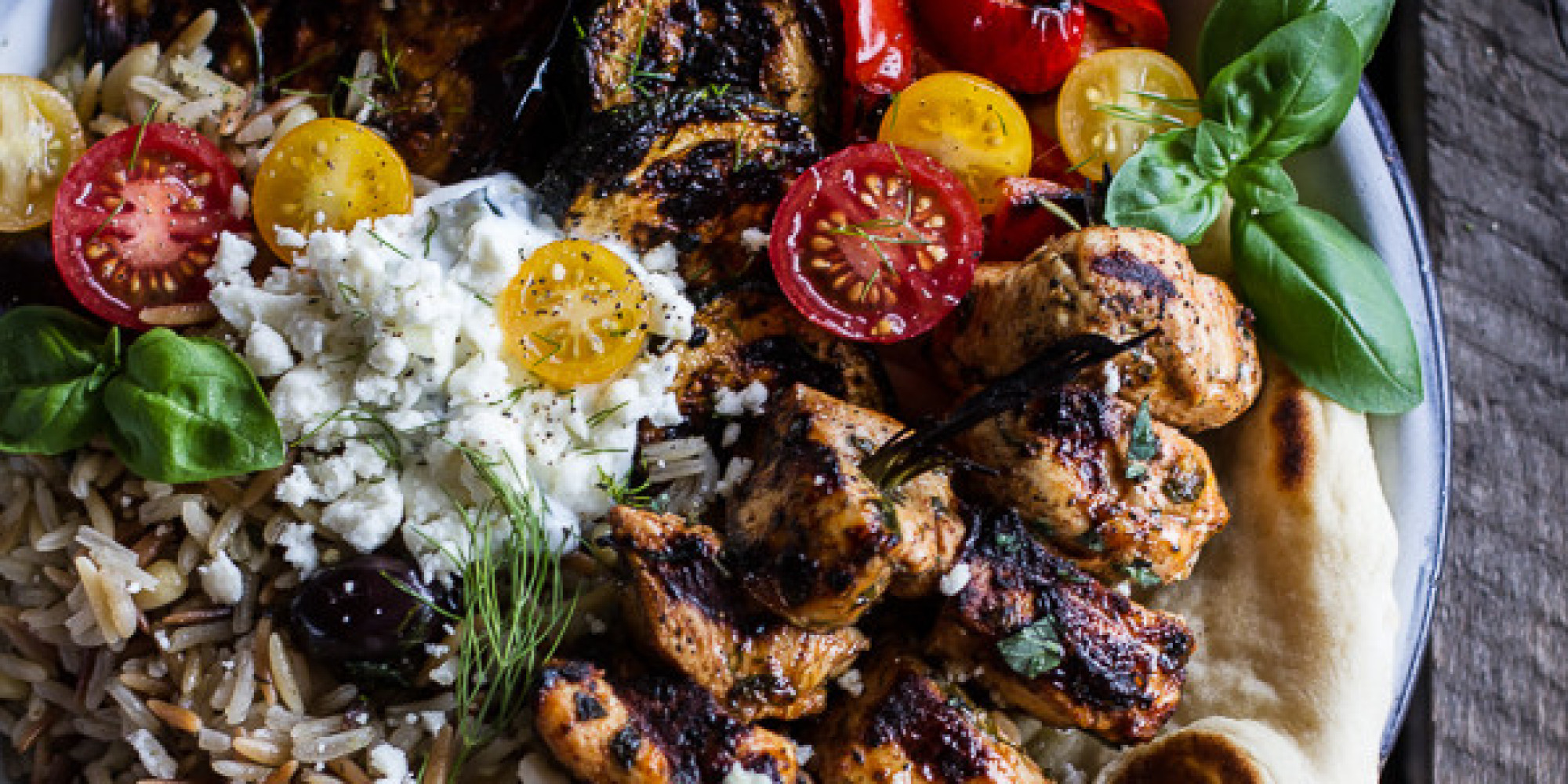 Mediterranean recipes that make the most delicious dinners for Mediterranean food menu