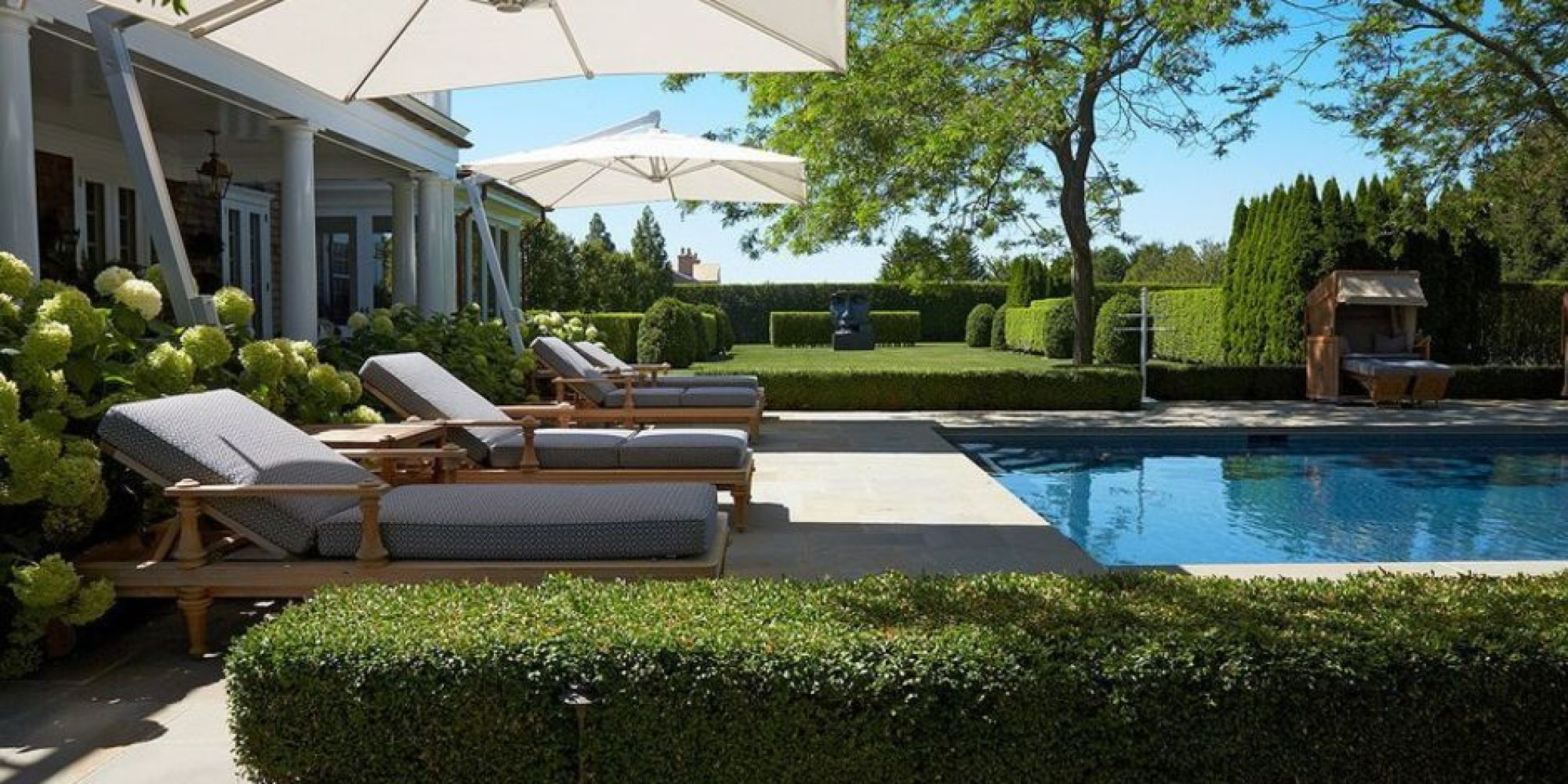 5 ways to shade your backyard this summer huffpost