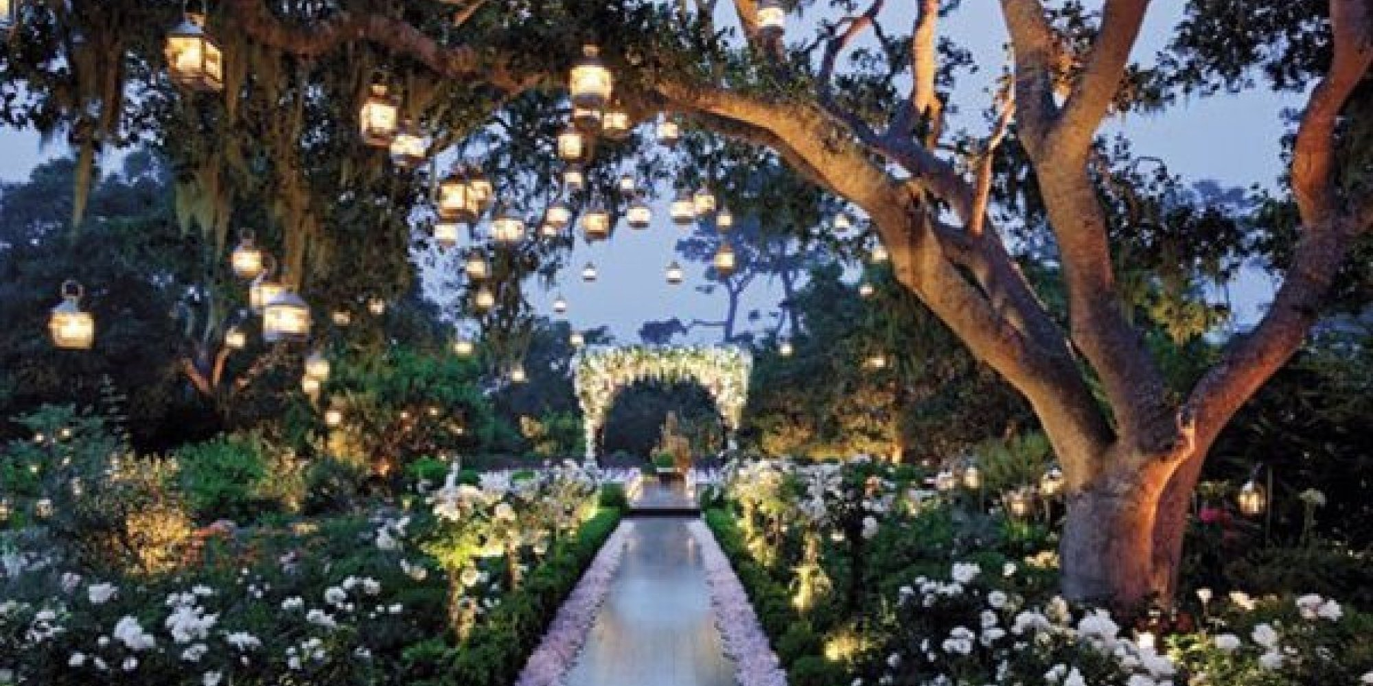 50 Wedding Ideas That Are Straight Out Of A Fairy Tale Huffpost