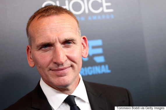 'Doctor Who' Star Christopher Eccleston Finally Reveals He Left After Just One Series Because Of 'Clashes With Show Bosses'