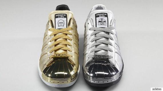 adidas star wars trainers