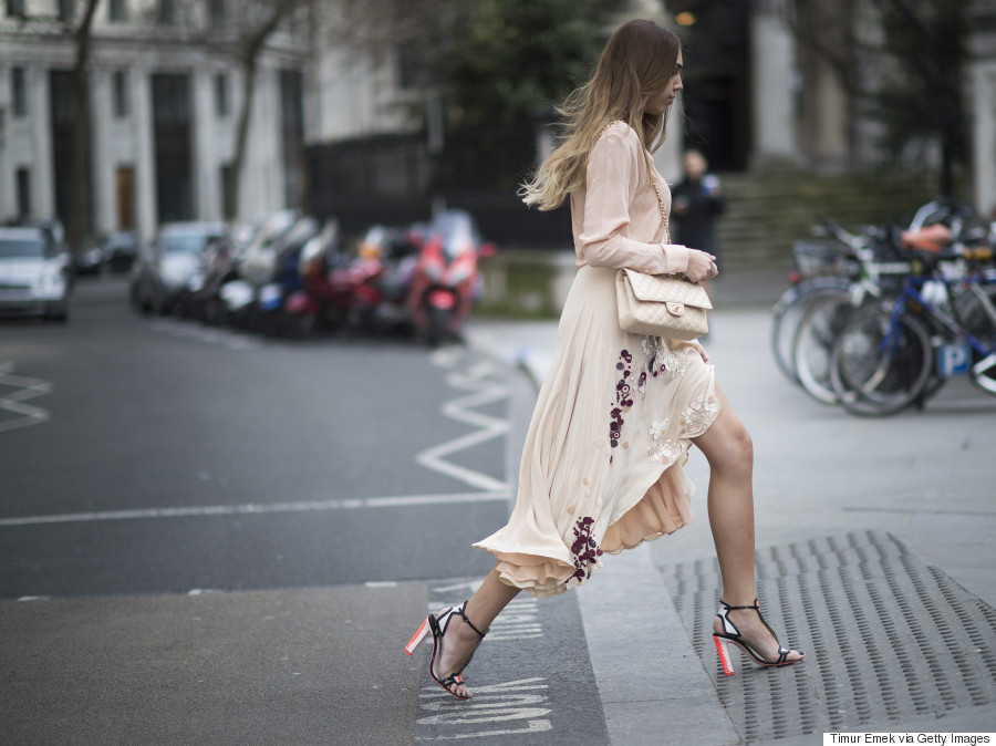 amber le bon london fashion week style